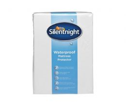 Silentnight Silent Night King Size Bed Waterproof Mattress Protector King Size